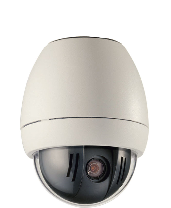 Bosch AutoDome VG4-512-ETE2W PTZ dome camera with 18x zoom day/night  PRE-OWNED
