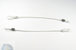 White Double Loop Lanyard 166mm Price per 100