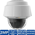 AXIS Q6055-E PTZ Network Camera Outdoor-ready PTZ with HDTV 1080p, 32x zoom and Zipstream PRE-OWNED